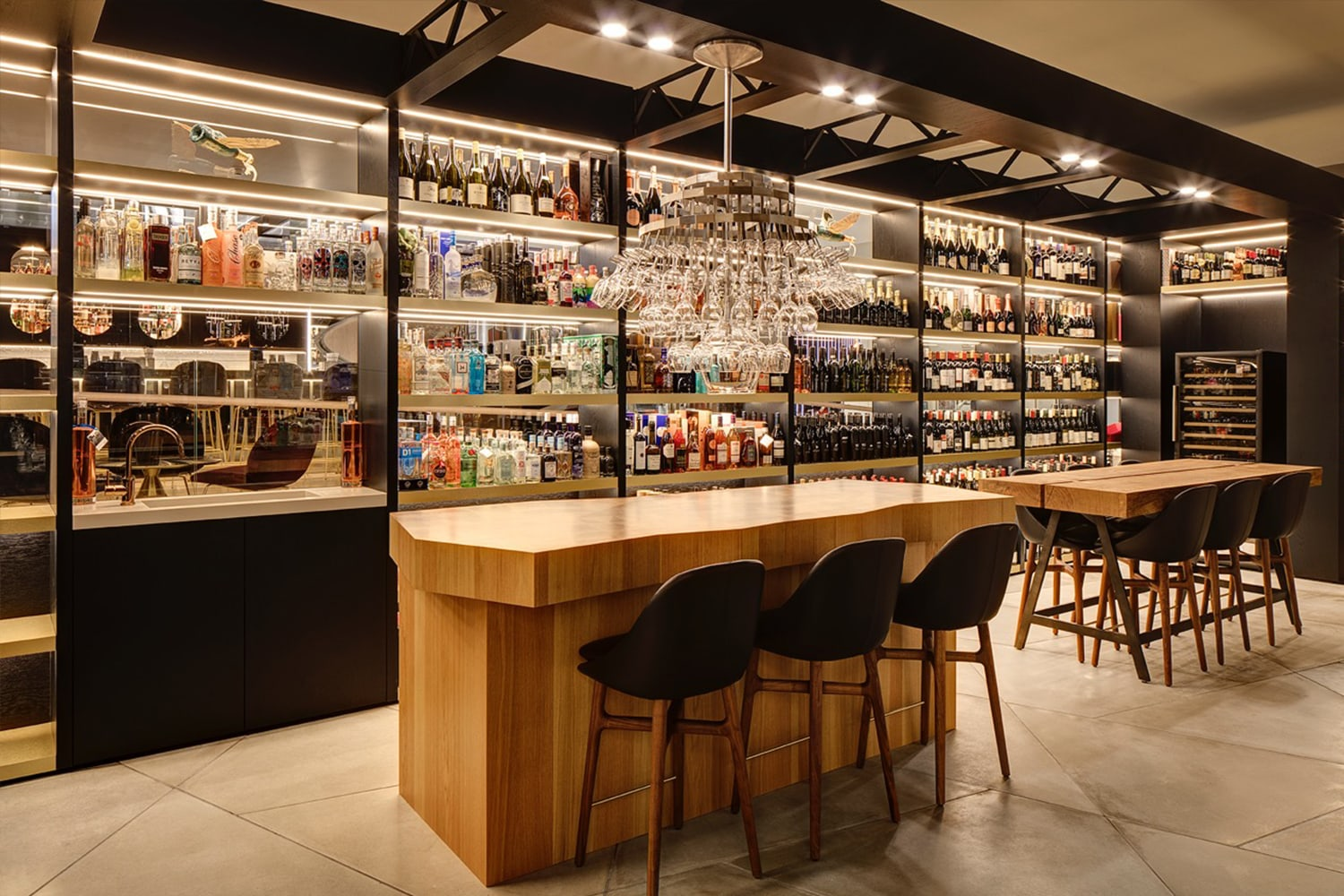 Harvey Nichols Wine Shop
